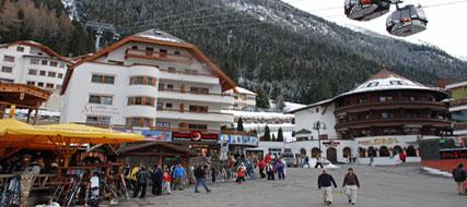 Ischgl corporate ski weekends for Ischgl boutique hotel